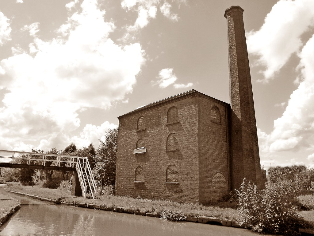 Coventry Canal-Hawkesbury Junction (2014)