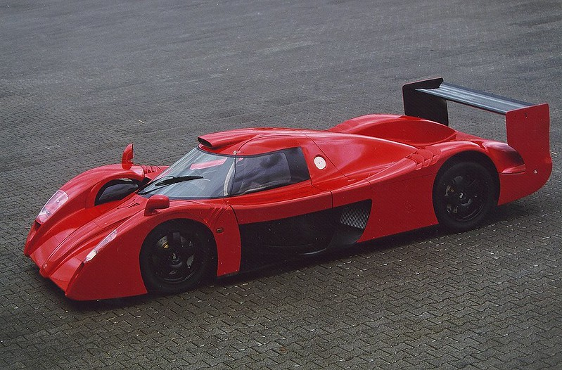 Toyota GT-One – 1998