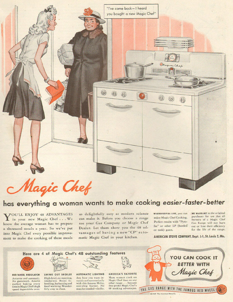Magic Chef 1947