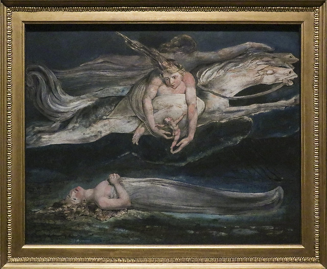 Pity, c.1795, William Blake