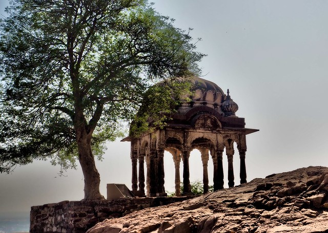 Jodhpur. Mehrangarh Fort.
