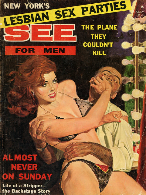 SEE for Men Magazine - May 1962