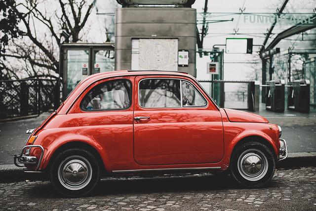 L'icône italienne.