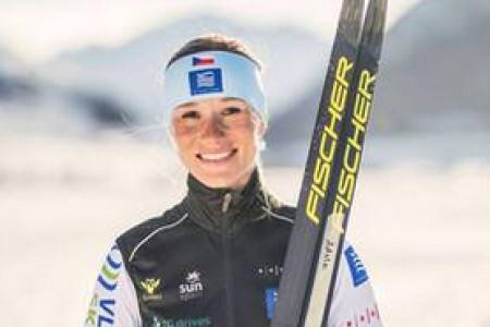 Adéla Boudíková druhou nejrychlejší Češkou na Marcialonze