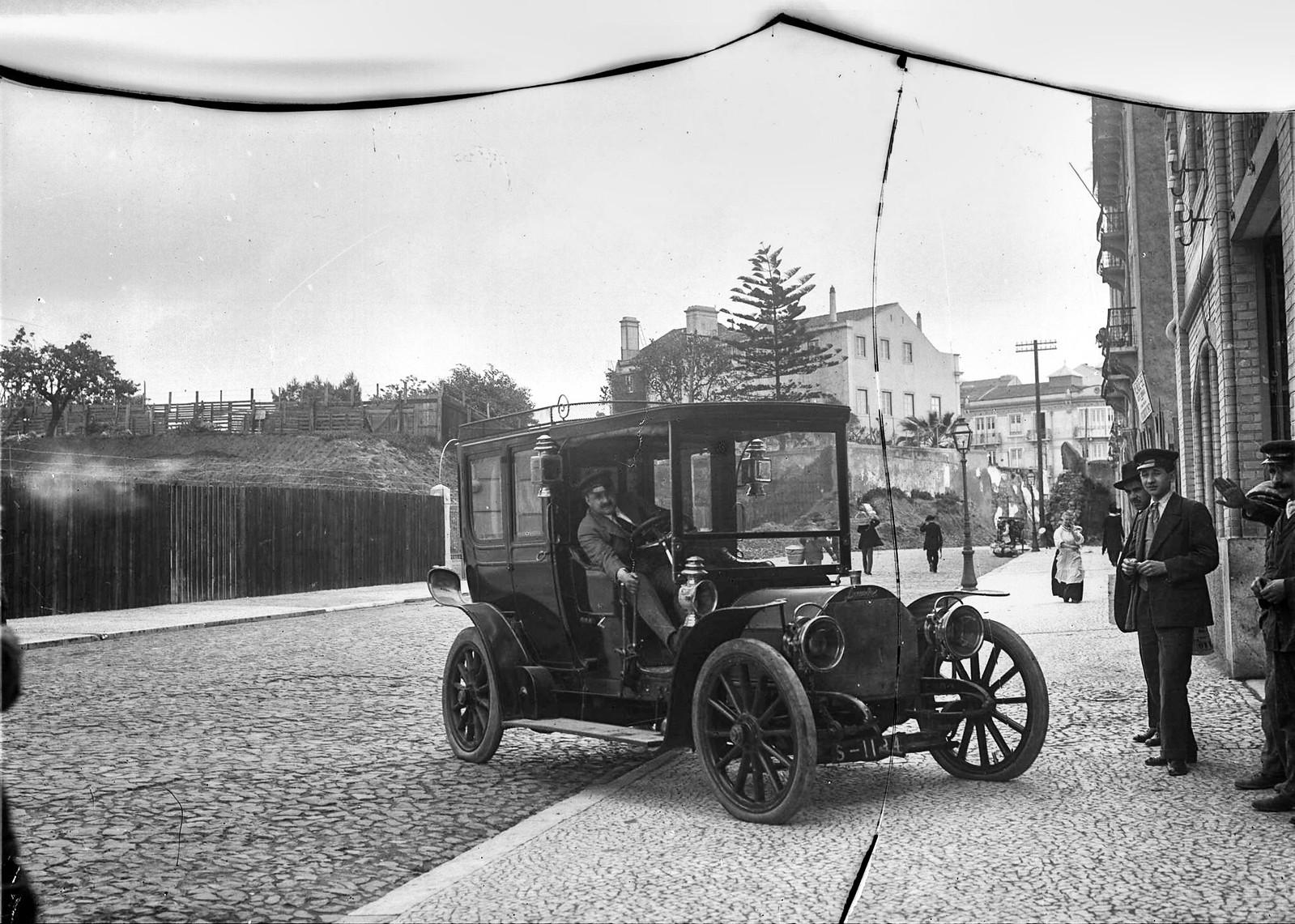 Garage Parisiense, Lisboa (P. Guedes, 1900...)