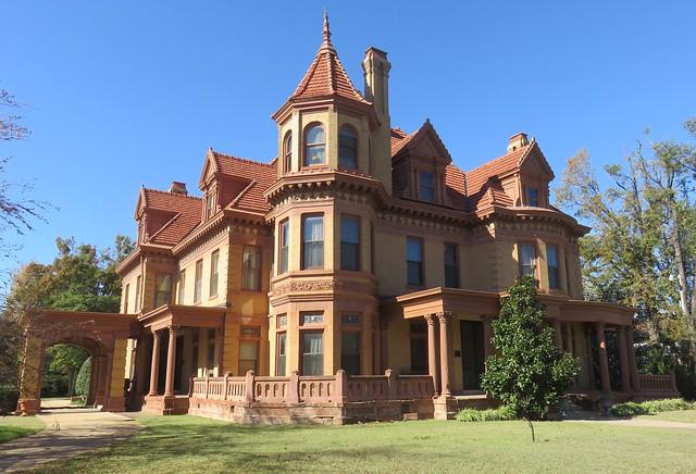 Overholser Mansion (Oklahoma City, Oklahoma)