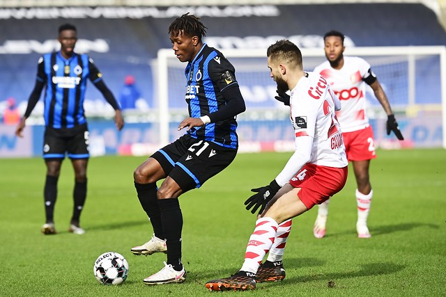 Club Brugge - Standard 31-01-2021