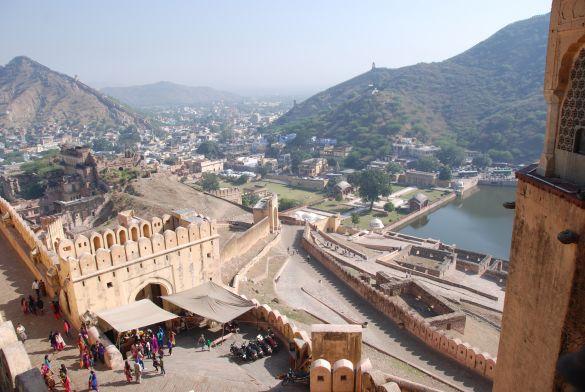 DSC_2618IndiaRajasthanJaipurAmberFort