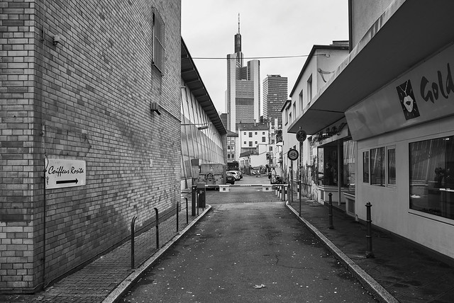 Backstage - Lockdown  (Deutschland - Germany - Frankfurt/Main)