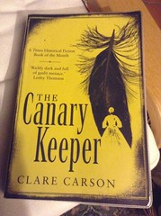 The Canary Keeper - Clare Carson