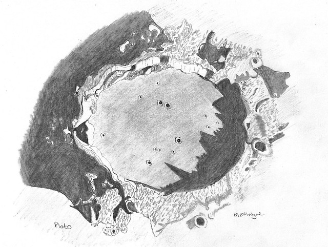Plato Pencil Sketch