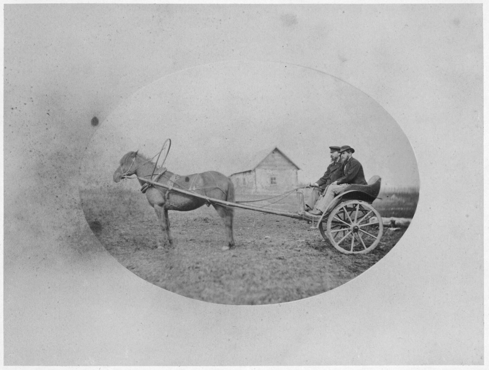 Из Владивостока.. 1865