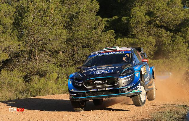 Ford Fiesta WRC - Evans_2