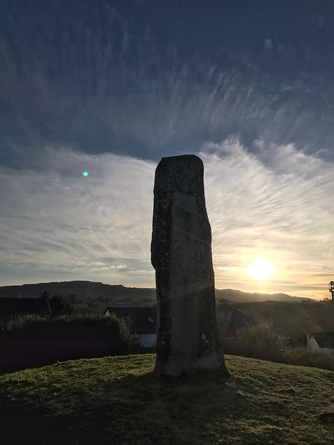 Nelson Monument Taynuilt