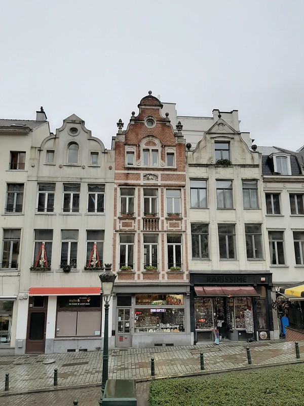 Edificios cerca de Grand Place