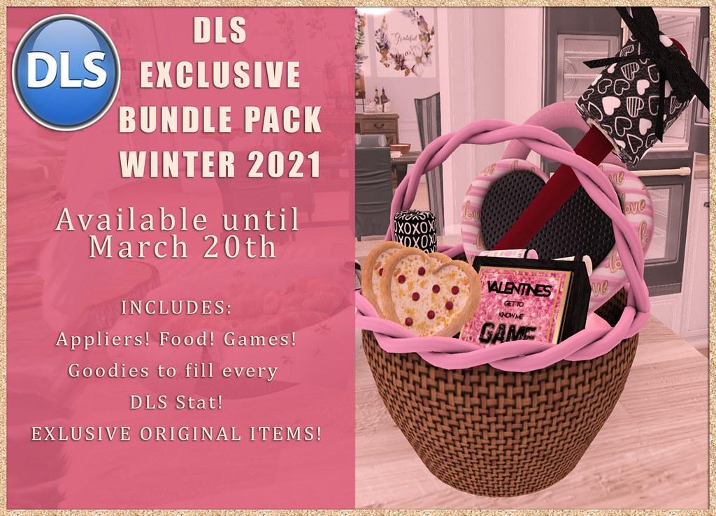 DLS Bundle Pack - Winter 2021