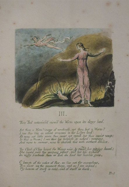 Book of Thel (Copy I), 1789, William Blake