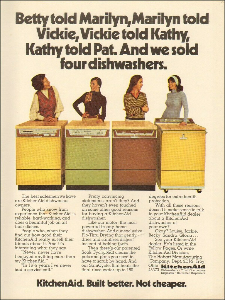 KitchenAid 1973