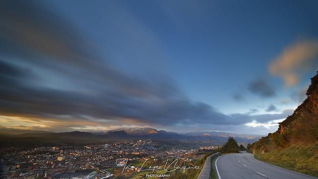Amanece en Oviedo - Dawns in Oviedo