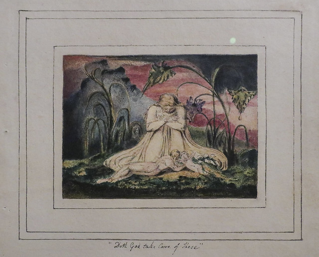 The Book of Thel, Plate 6, 1796, c1818, William Blake