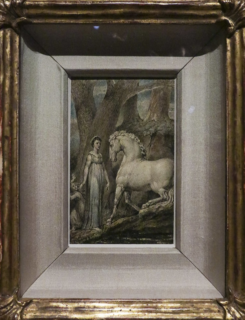 The Horse, c.1805, William Blake