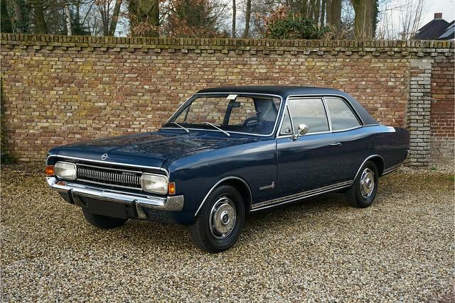 Opel Commodore - 1970