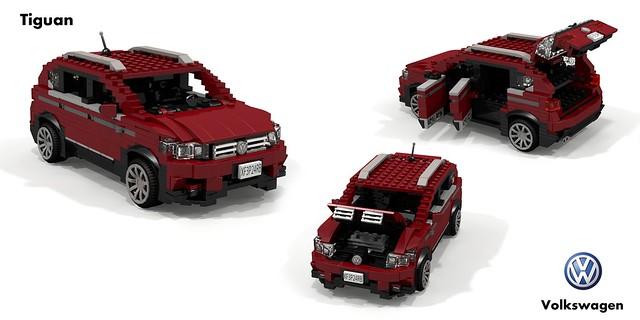 Volkswagen Tiguan CUV (2016)