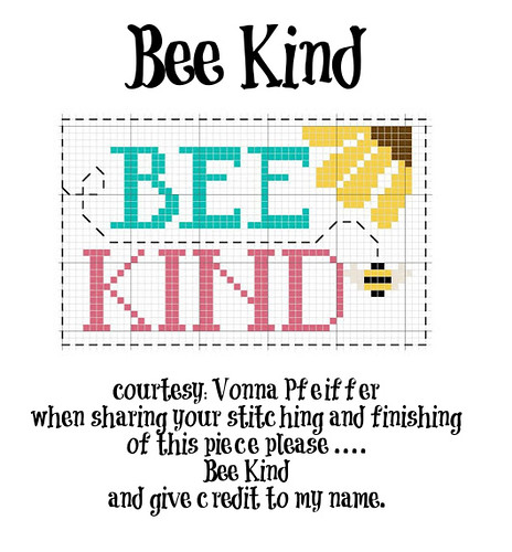Bee Kind Cover
