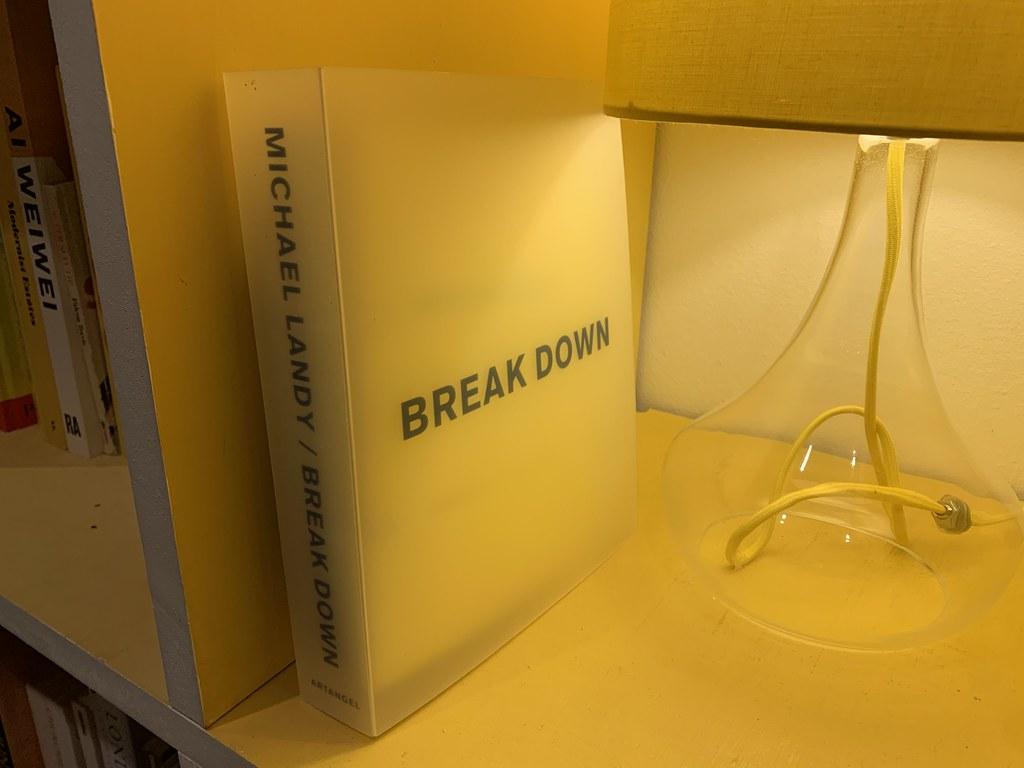 Michael Landry - Break Down