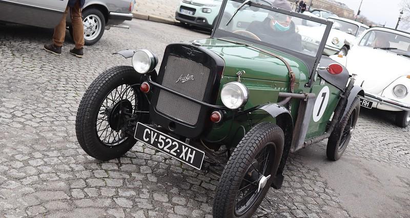 La Vraie Seven // Austin Seven 1933 50895493407_3f7ce6f97c_c