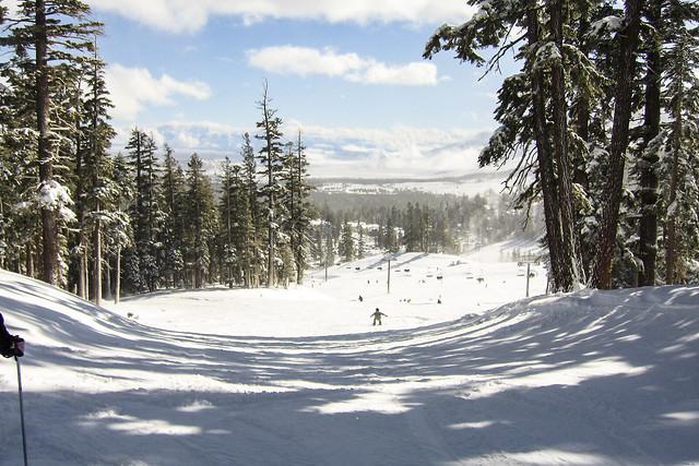 Mammoth Mountain Ski Area, CA
