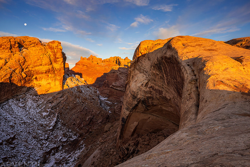 Black Dragon Canyon Sunrise