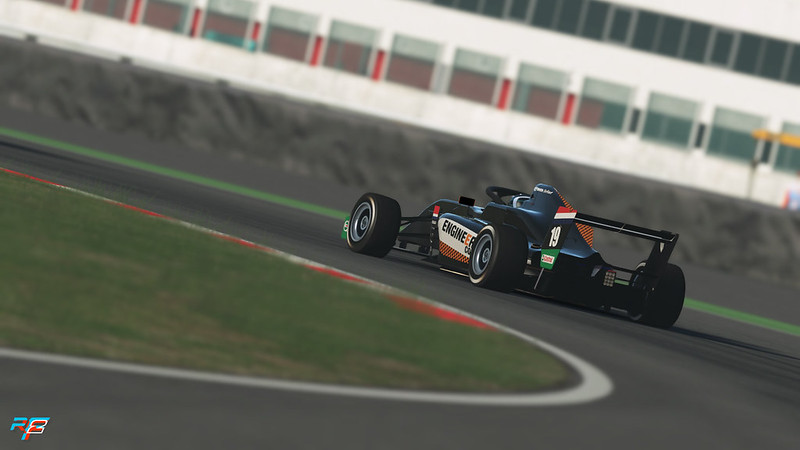 rFactor 2 Competition System