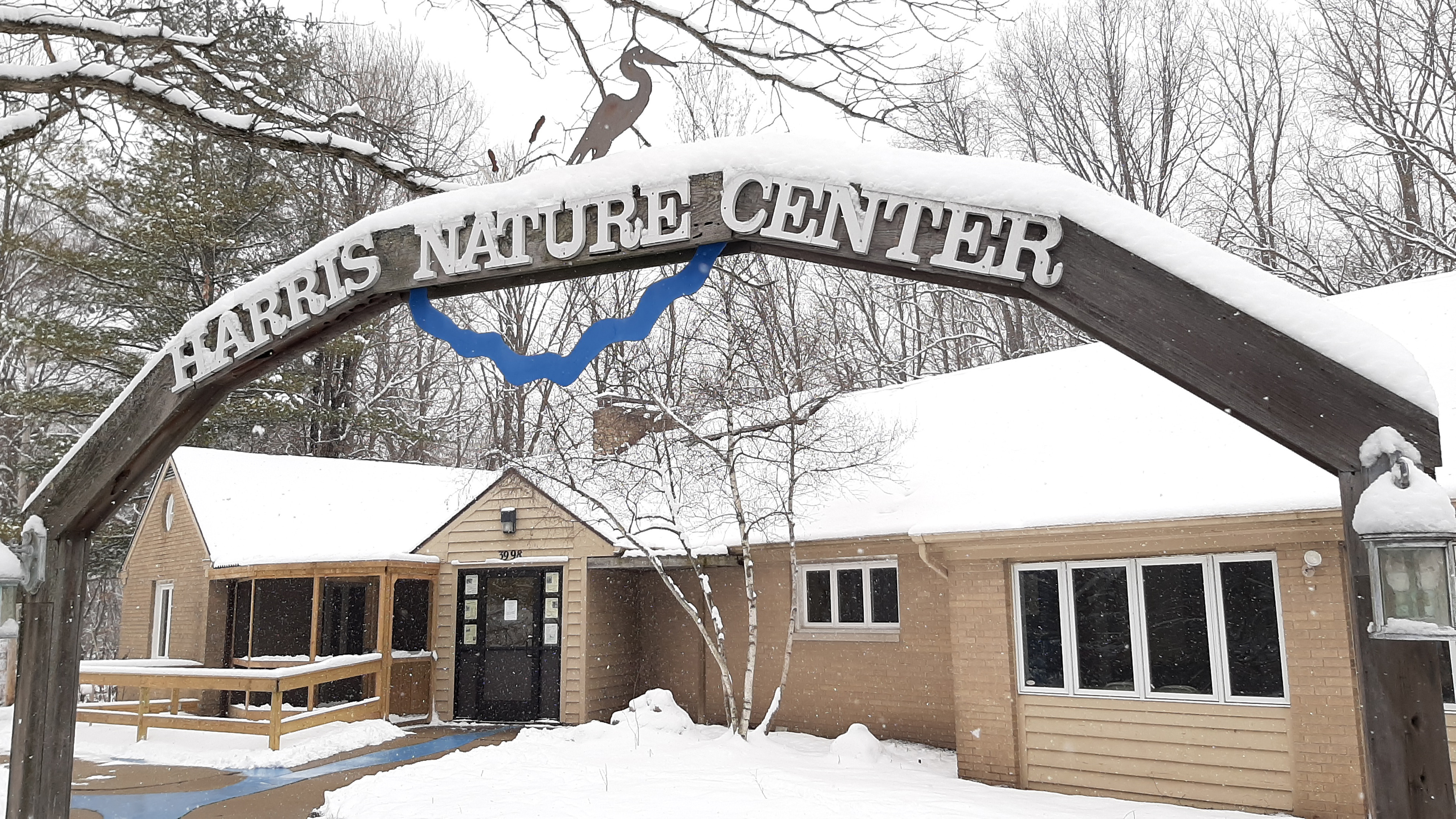 Family Nature Program and Private Visits at Harris Nature Center