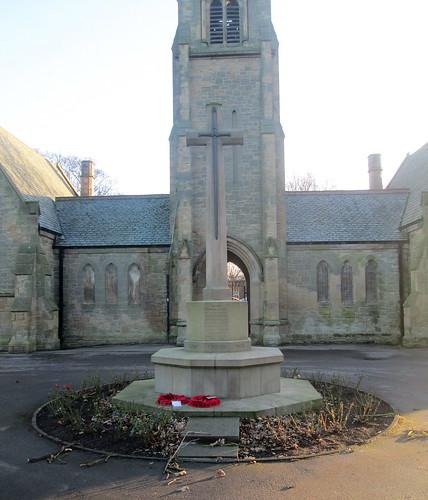 A War Memorial, Hebburn