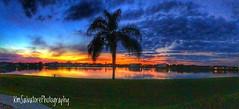 Last nites sunset