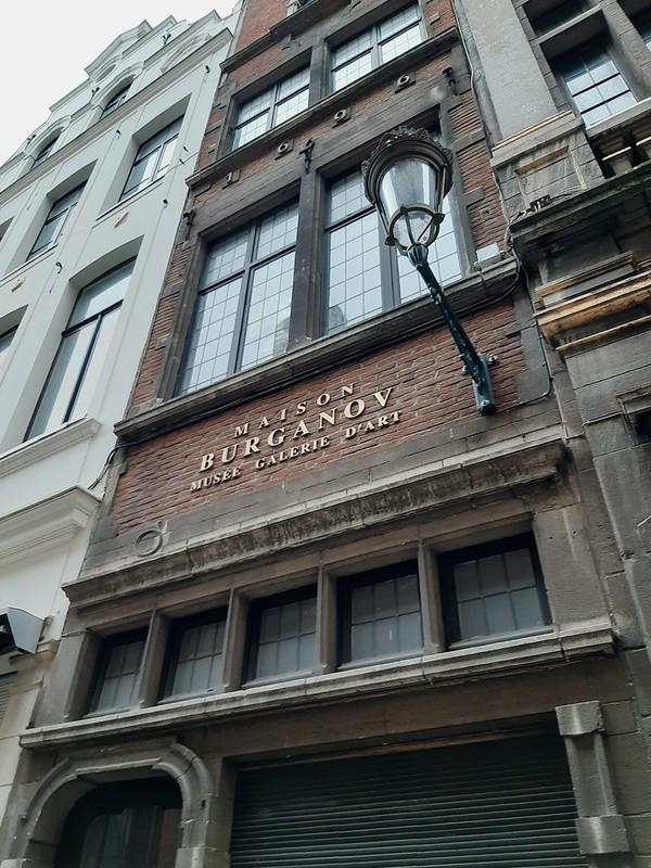 Edificio cerca de Grand Place