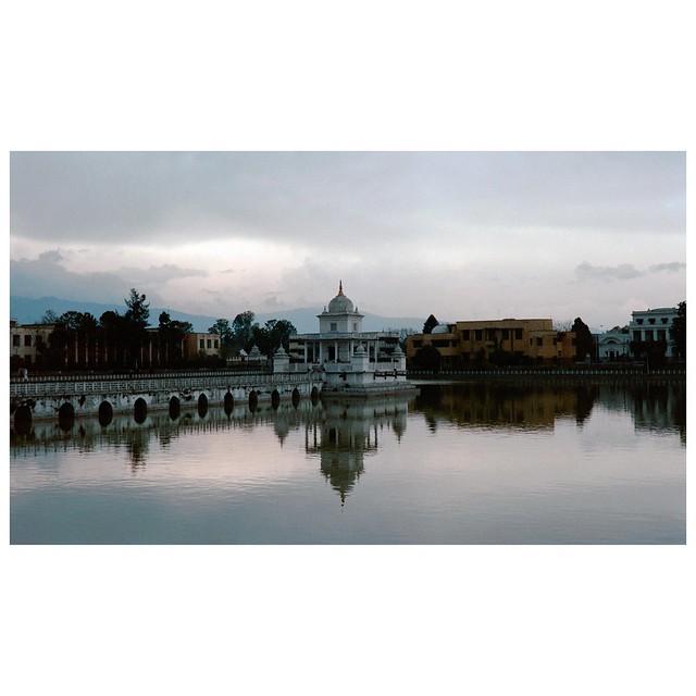 Kathmandu Temple 1988