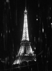 Paris Sous la Pluie - Paris in the Rain