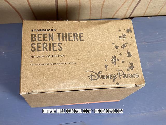 2020 Starbucks Disney Parks Magic Kingdom Been There Mug - CBCS #293