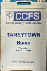 Carroll Food Sunday Taneytown