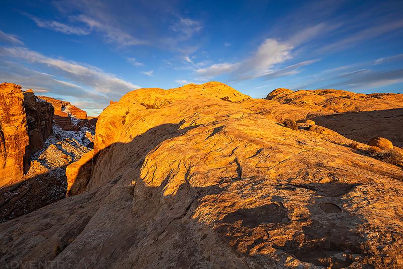 Sandstone Sunlight