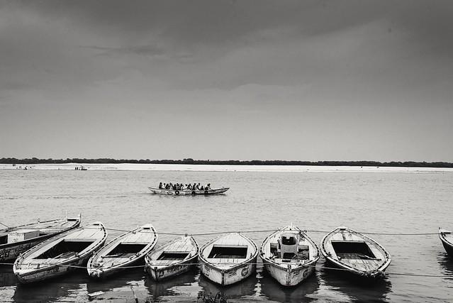 The Ganges at Varanasi