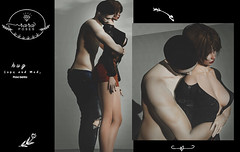 Rara Poses - Hug ( Couple pose)