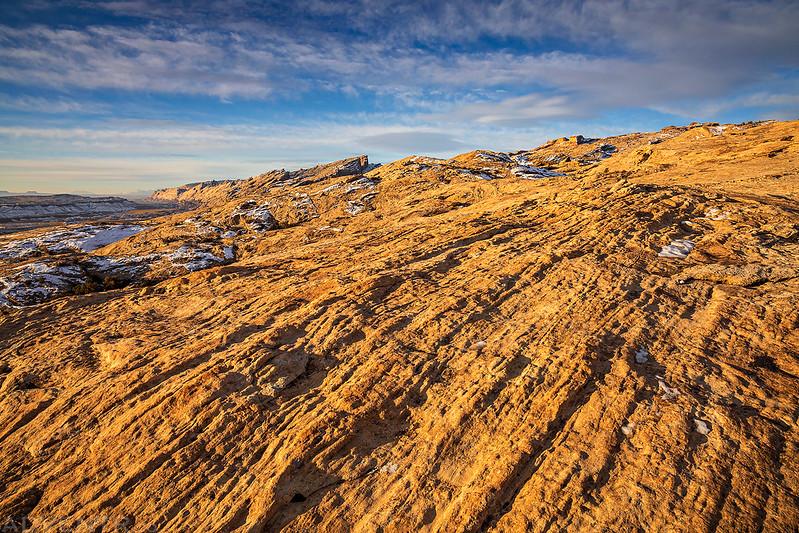 Sandstone Saturday