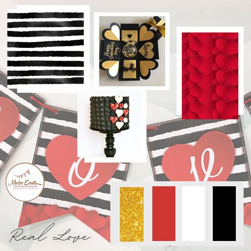 valentines moodboard 2