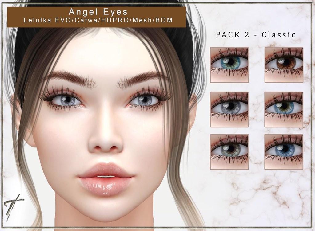 Tville – Angel Eyes *PACK2* (MP)