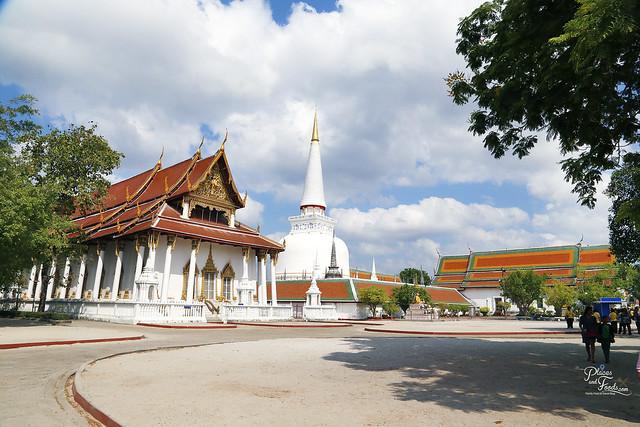 Wat Phra Mahathat thailand