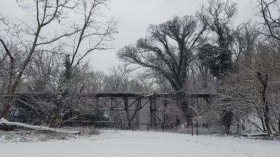 Abandoned Trestle