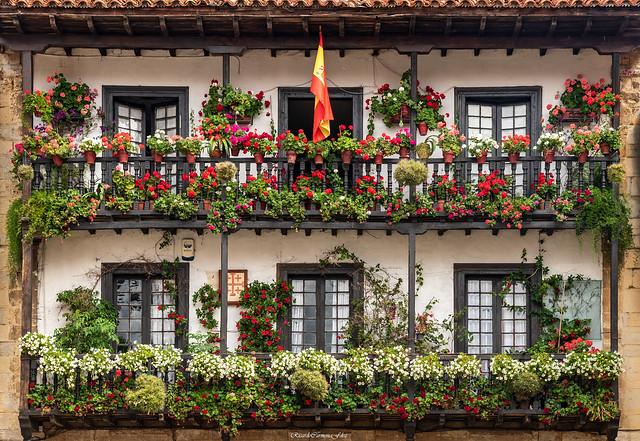 A facade with charm - A fachada con encanto